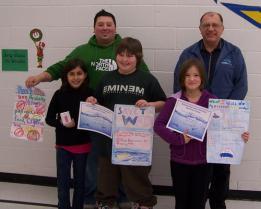 MRSPC Poster contest winners